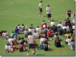 Wake Forest University - Campamento de Verano y TryOuts - 28.07.2008