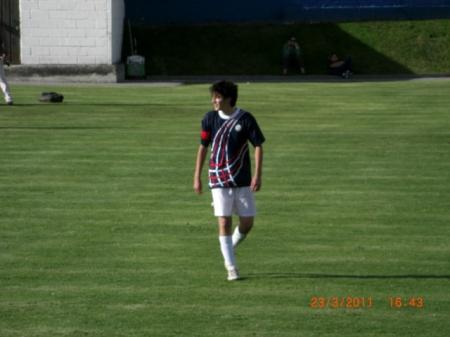 Jugando contra la Academia Cotopaxi - Ecuador